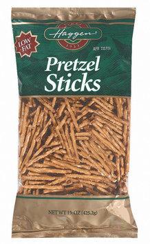 Haggen Sticks Pretzels 15 Oz Bag