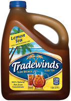 Tradewinds Lemon Tea 1 gal. Plastic Jug