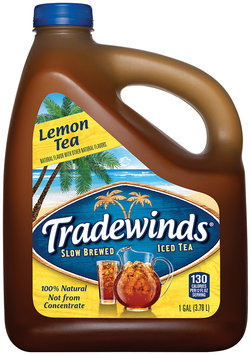 Tradewinds Lemon Tea 1 gal. Plastic Jug