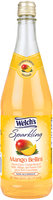 Welch's® Sparkling Mango Bellini Juice Cocktail 25.4 fl. oz. Glass Bottle