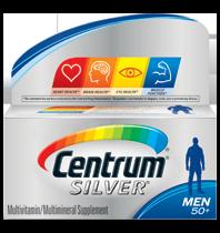 Centrum® Silver® Men
