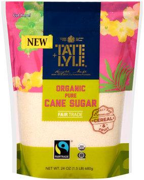 Tate + Lyle® Organic Pure Cane Sugar 24 oz. Bag