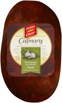 Patrick Cudahy® Culinary Collections™ Rosemary & Garlic Ham with Natural Juices