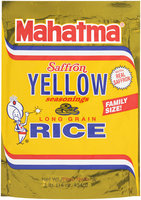 Mahatma® Saffron Yellow Seasonings & Long Grain Rice 16 oz. Pouch