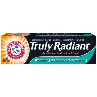 ARM & HAMMER™ Truly Radiant™ Whitening & Enamel Strengthening Fresh Mint