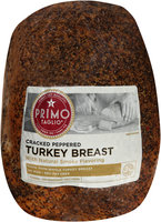 Primo Taglio® Cracked Peppered Turkey Breast Package