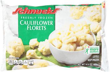 Schnucks® Cauliflower Florets 14.4 oz. Bag