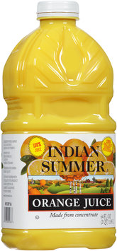 Indian Summer® 100% Orange Juice from Concentrate 64 fl. oz. Bottle