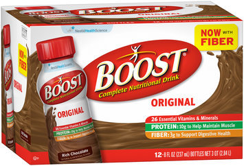 Boost® Original Rich Chocolate Complete Nutritional Drink 1