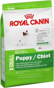 Royal Canin X-Small Puppy Dog Food 15 lb. Bag