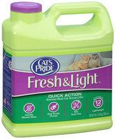 Cat's Pride® Fresh & Light® Quick Action Scented Multi-Cat Scoop Litter 9 lb. Jug