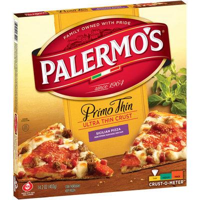 Palermo's Primo Thin Ultra Thin Crust Sicilian Pizza, 14.2 oz. Box