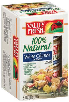 Valley Fresh® 100% Natural Chicken Breast in Water