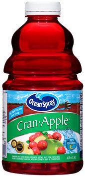 Ocean Spray® Cran-Apple™ Juice Drink 46 fl. oz. Bottle