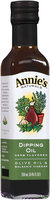Annie's® Naturals Herb Flavored Olive Oil & Balsamic Vinegar Dipping Oil