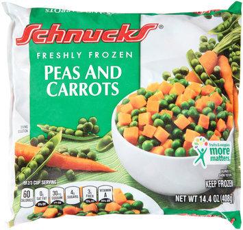 Schnucks® Peas and Carrots 14.4 oz. Bag