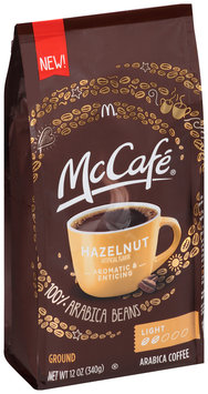 McCafe® Hazelnut Ground Coffee 12 oz. Bag