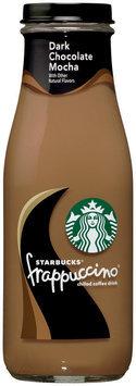 Starbucks® Dark Chocolate Mocha Frappuccino® Coffee Drink