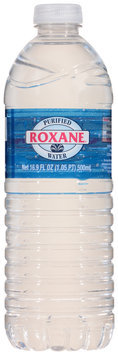 Roxane® Purified Water