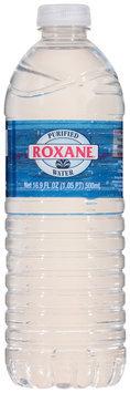 Roxane® Purified Water
