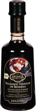 Private Selection™ Balsamic Vinegar of Modena 8.45 fl. oz. Bottle