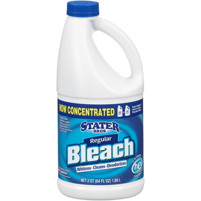 Stater Bros.® Concentrated Regular Bleach 64 fl. oz. Jug