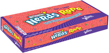 NERDS Rope Assorted Club Pack 0.92 oz. Wrapper