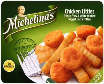 Michelina's® Chicken Littles & Fries 5 oz. Tray