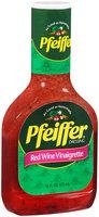 Pfeiffer® Red Wine Vinaigrette Dressing 16 fl. oz.