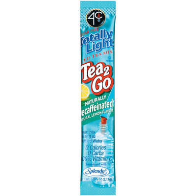 4C Itm-Tl Tea2go Packet-Decaf (Lemon) Itm-Packet .075 Oz Packet