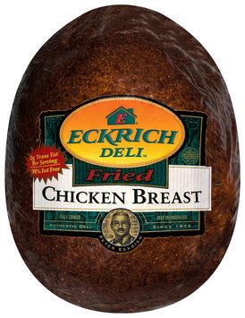 Eckrich Fried Chicken Breast Deli - Fried Line