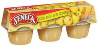 Seneca Golden Delicious 4 Oz Apple Sauce 6 Ct Carded Pk