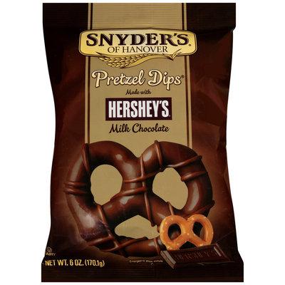 Snyder's® of Hanover Milk Chocolate Pretzel Dips