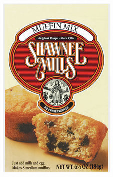 Shawnee Mills  Muffin Mix 6.5 Oz Packet