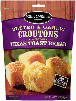 Mrs. Cubbison's® Butter & Garlic Texas Toast Croutons 5 oz. Bag