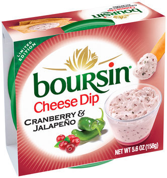 Boursin® Cranberry & Jalapeno Cheese Dip