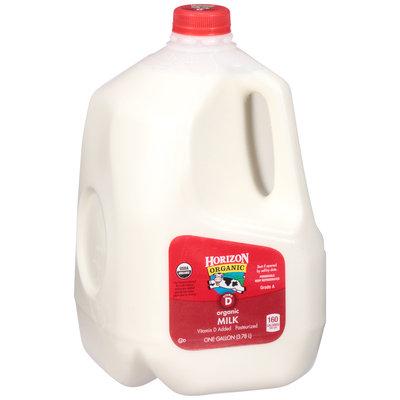 Horizon Organic® Vitamin D Organic Milk 1 gal. Jug