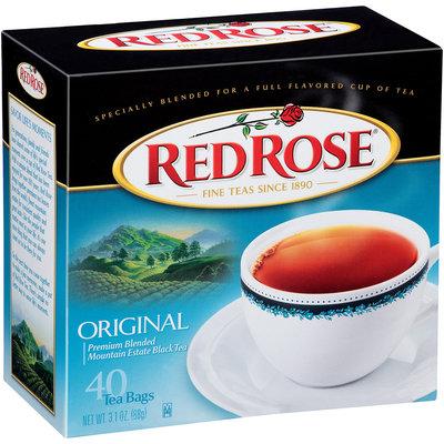 Red Rose® Original Tea Bags 40 ct. Box