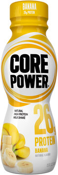 Core Power™ Natural High Protein Milk Shake Banana 11.5 fl. oz. Plastic Bottle