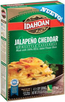 Idahoan® Jalapeno Cheddar  Homestyle Casserole 3.95 oz. Box