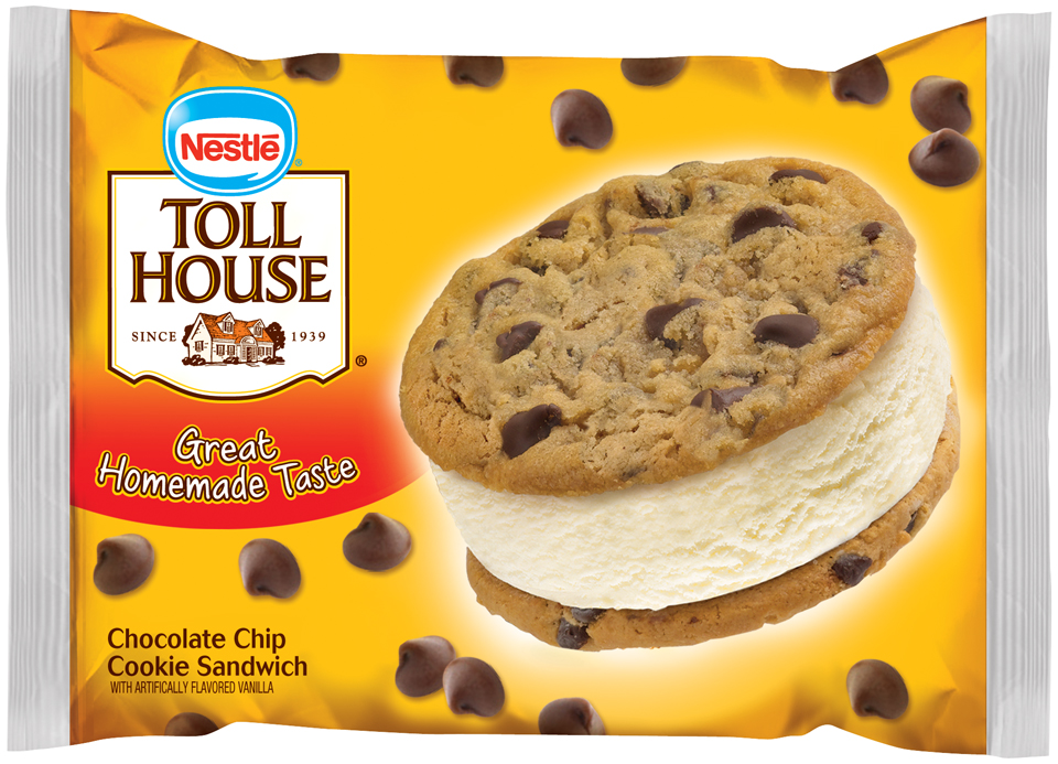 Nestlé® Toll House®  Chocolate Chip Cookie Sandwich