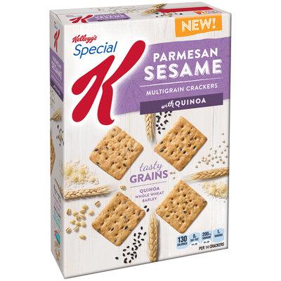Kellogg's® Special K® Parmesan Sesame Multigrain Crackers with Quinoa 8 oz. Box