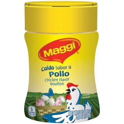 MAGGI Granulated Chicken Flavor Bouillon
