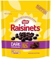 RAISINETS Dark Chocolate 45 oz. Standup Bag