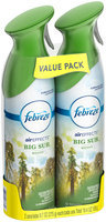 Air Effects Febreze Air Effects Big Sur Woods Air Freshener (2 Count, 19.4 oz)