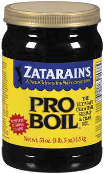 Zatarain's® Pro-Boil™ Crawfish, Shrimp & Crab Boil 53 oz. Jar
