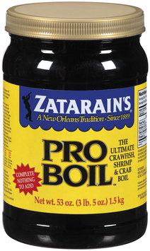 Zatarain's® Pro-Boil™ Crawfish, Shrimp & Crab Boil 53 oz. Jar
