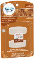Febreze Set&Refresh Sandalwood & Soothe Air Freshener Refill 2-0.18 fl. oz. Carded Pack