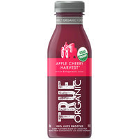 True Organic™ Apple Cherry Harvest™ Juice Smoothie 12 fl. oz. Bottle