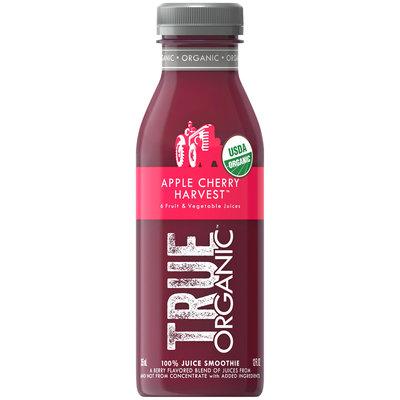 True Organic™ Apple Cherry Harvest™ Juice Smoothie 12 fl. oz. Bottle